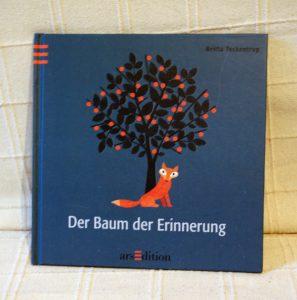 """""""Der Baum der Erinnerung"""" von Britta Teckentrup. Foto: Wenke Bönisch"""