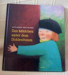 """""""Das Mädchen unter dem Dohlenbaum"""" von Riitta Jalonen. Foto: Wenke Bönisch"""