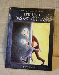"""""""Erik und das Opa-Gespenst"""" von Kim Fupz Aakeson Foto: Wenke Bönisch"""