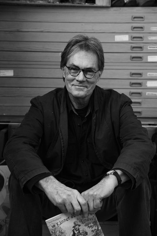 Sven Nordqvist - Foto ©Alexander Lagergren