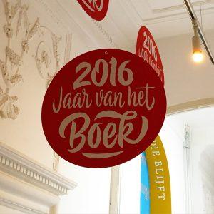 2016: Das Jahr des Buches in den Niederlanden