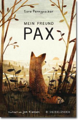 Cover: Mein Freund Pax
