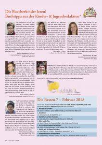 Eselsohr Februar 2018