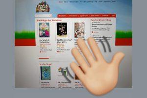 Tschüss Webseite
