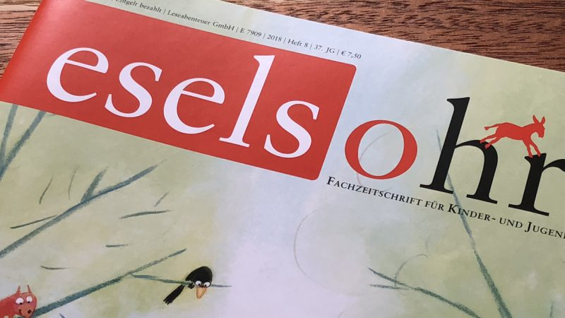 Eselsohr August 2018