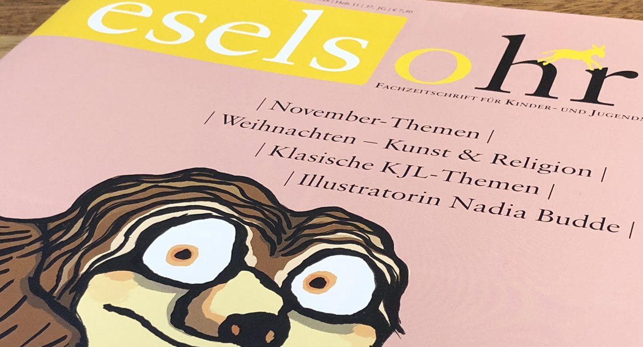 Eselsohr November 2018